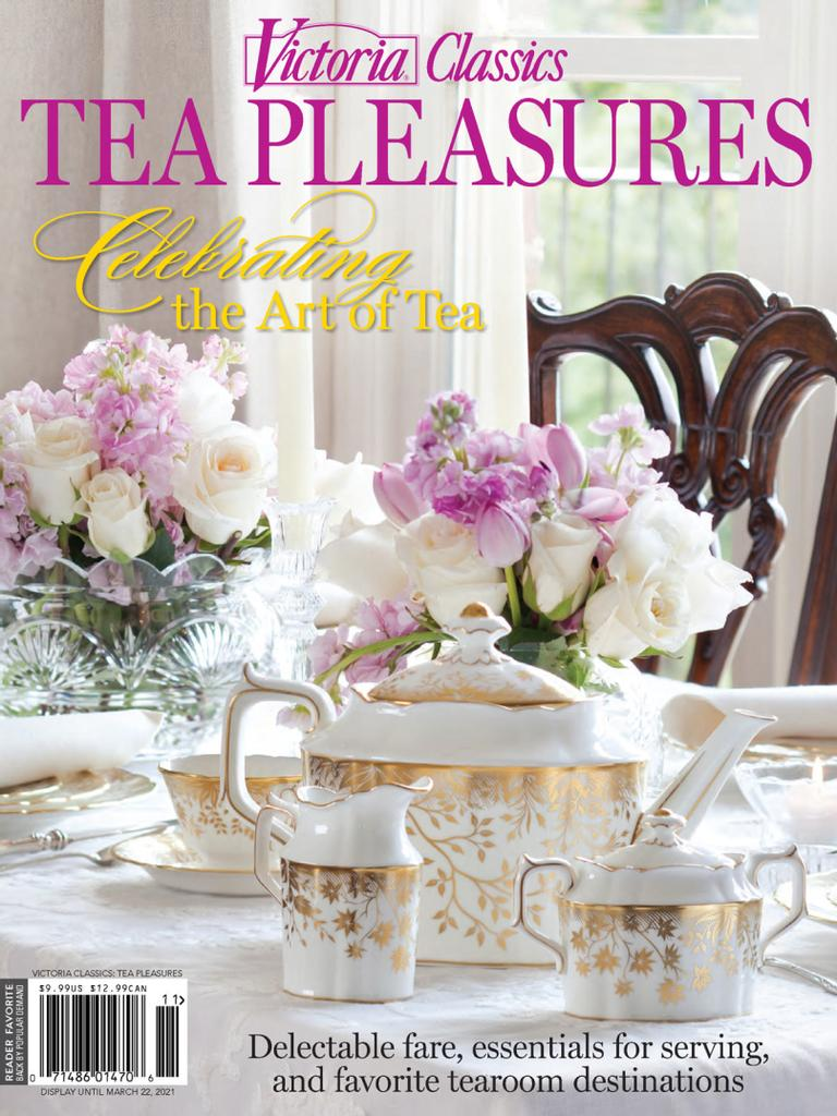 Tea Pleasures 2020