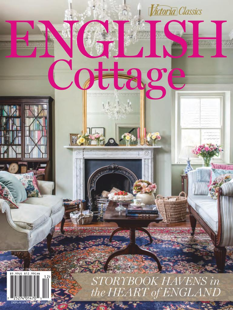 English Cottage 2021