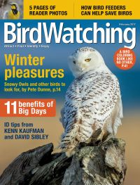January 01, 2017 issue of BirdWatching