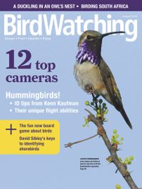 June 30, 2019 issue of BirdWatching