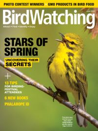 May 01, 2020 issue of BirdWatching