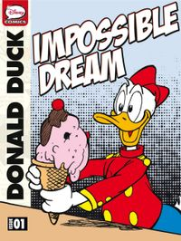 November 01, 2013 issue of Donald Duck and the Impossible Dream