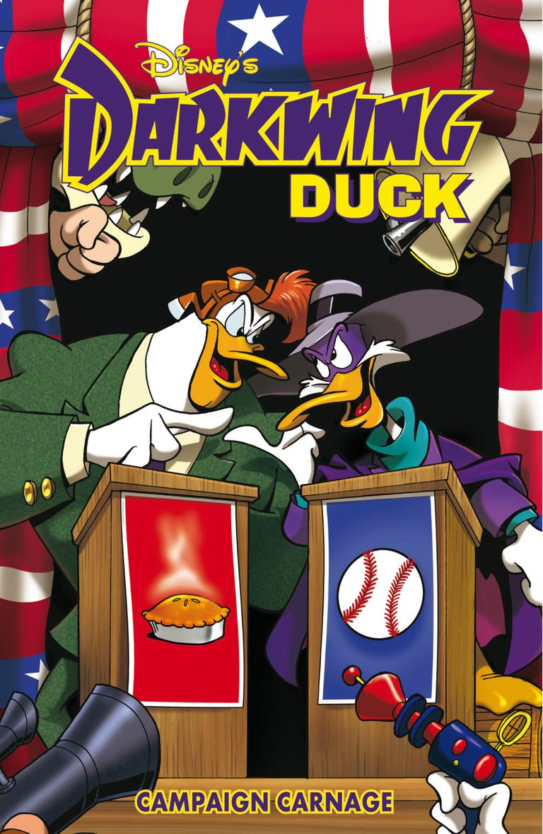 Darkwing Duck, Vol.4: Campaign Carnage