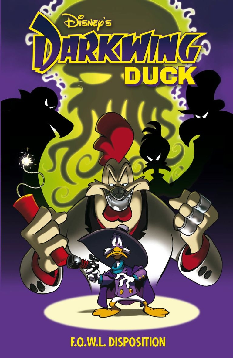 Darkwing Duck, Vol.3: F.O.W.L. Disposition