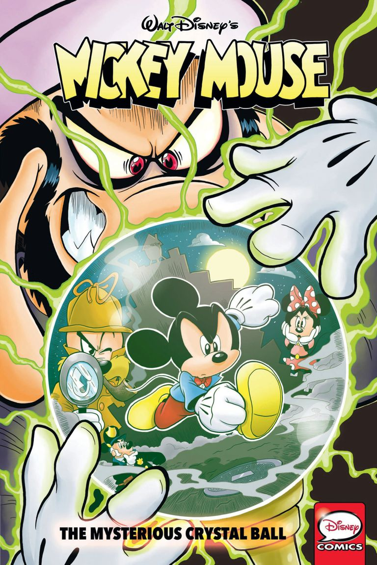 Mickey Mouse, Vol.1: The Mysterious Crystal Ball