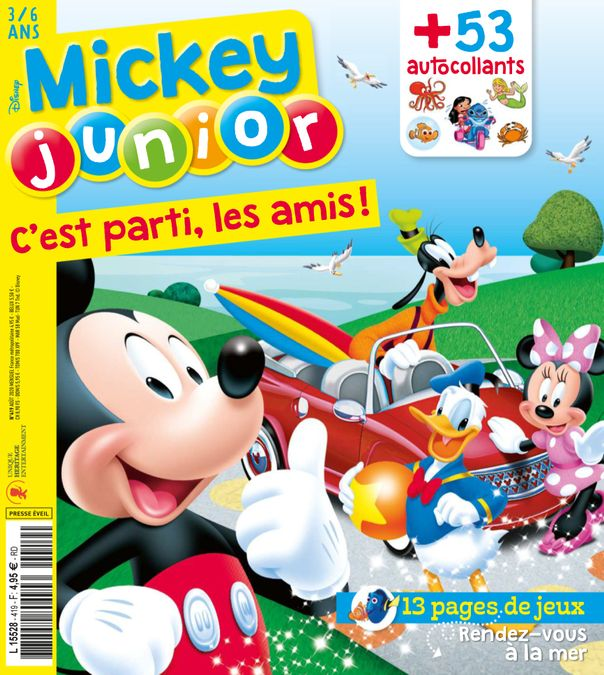 Mickey junior