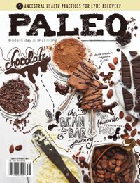 July 31, 2018 issue of Paleo Magazine