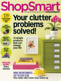 March 01, 2014 issue of Shop Smart