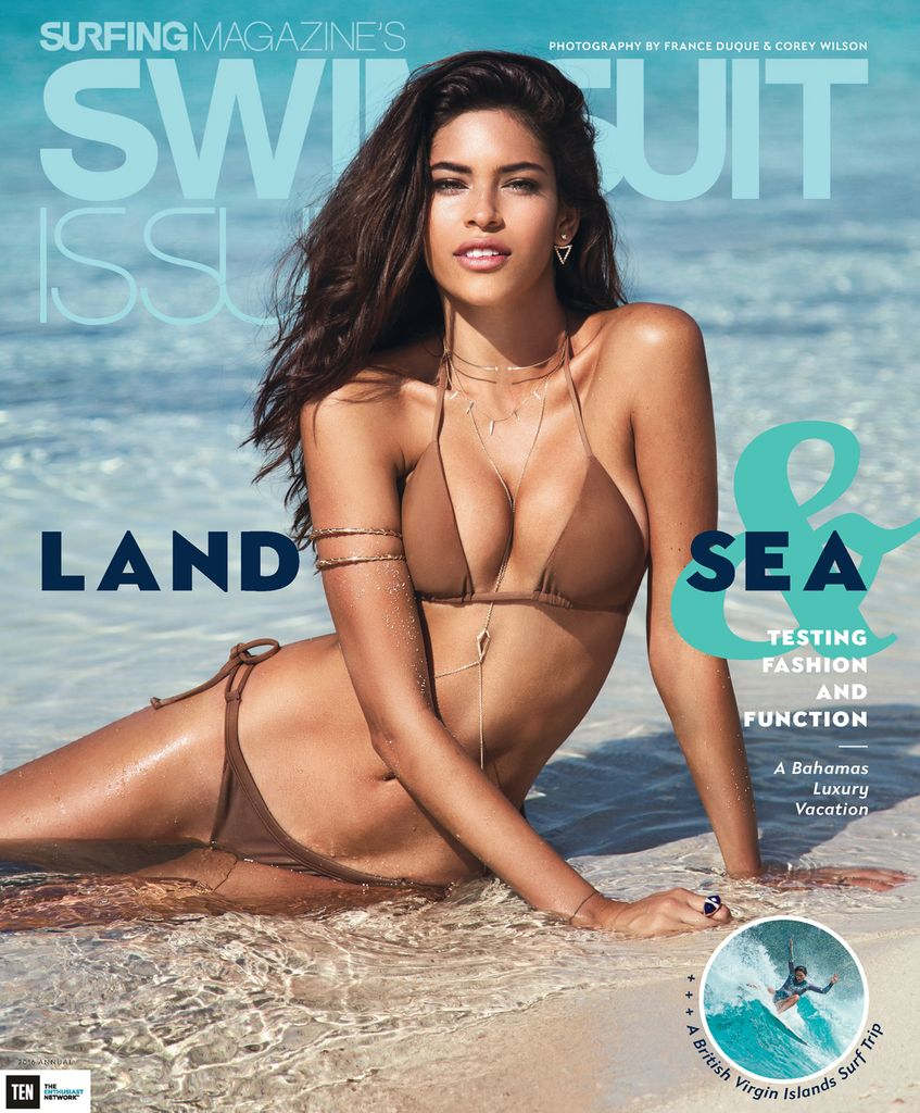 Surfing Magazine's Swimsuit Issue  - Issue Subscriptions