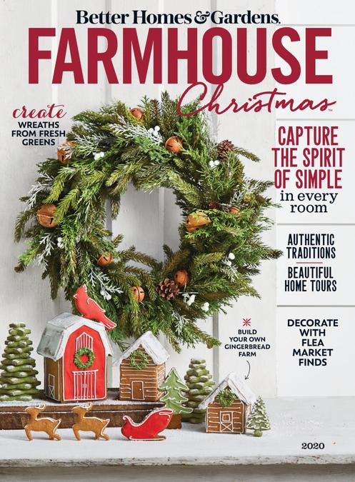 BH&G Farmhouse Christmas