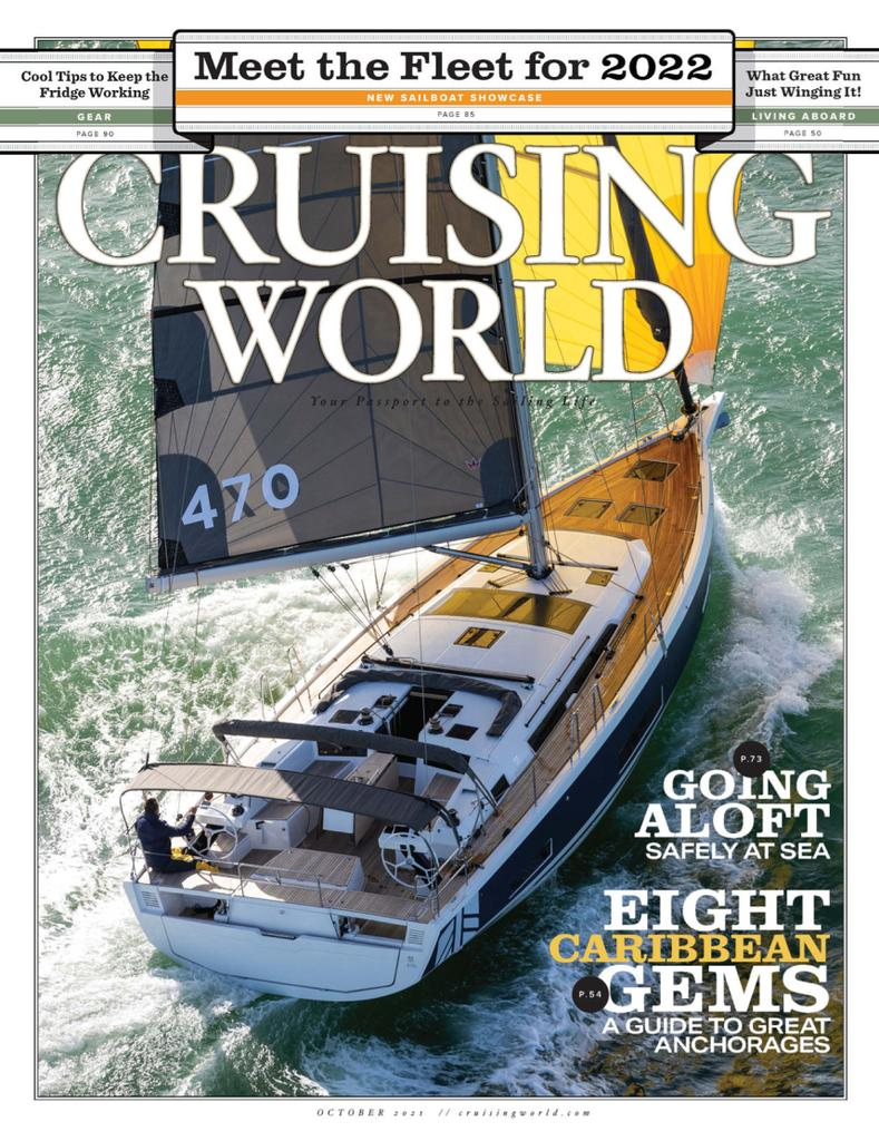 Cruising World - Subscription Subscriptions