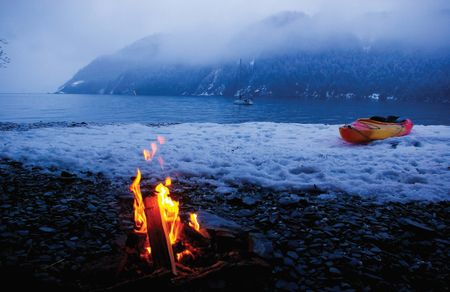 FINDING MAGIC IN ALASKA WINTER CRUISING