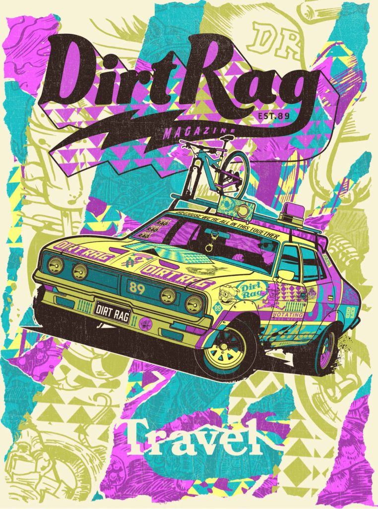 Dirt Rag Magazine - Subscription Subscriptions