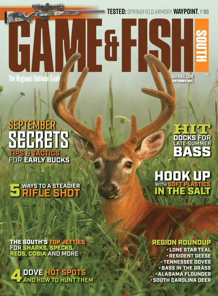 Game & Fish South