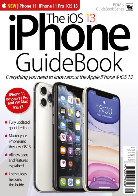 The iOS, iPhone GuideBook