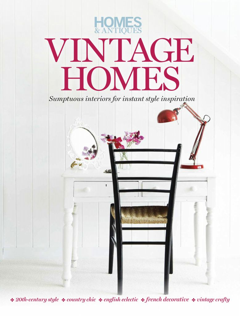 Homes & Antiques - Vintage Homes