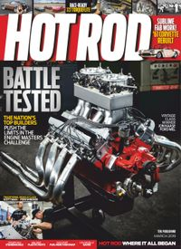 February 28, 2019 issue of Hot Rod