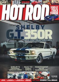 June 30, 2019 issue of Hot Rod