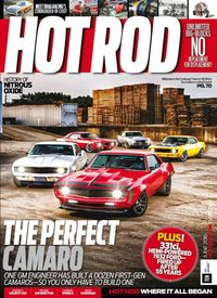 June 01, 2016 issue of Hot Rod