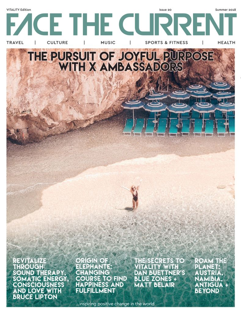 Issue 20 - Summer 2018