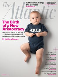 May 31, 2018 issue of The Atlantic