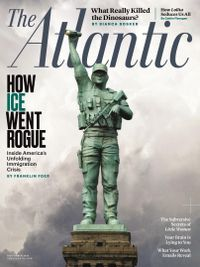 August 31, 2018 issue of The Atlantic