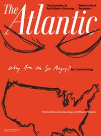 January 01, 2019 issue of The Atlantic
