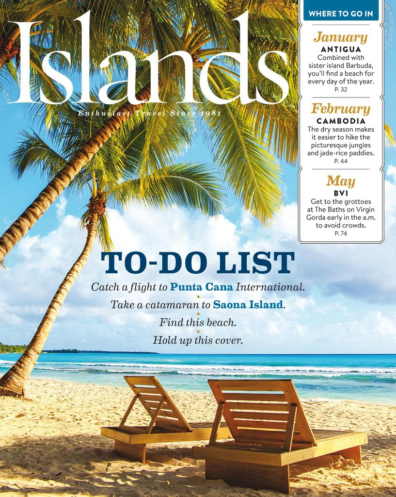 Islands Subscriptions