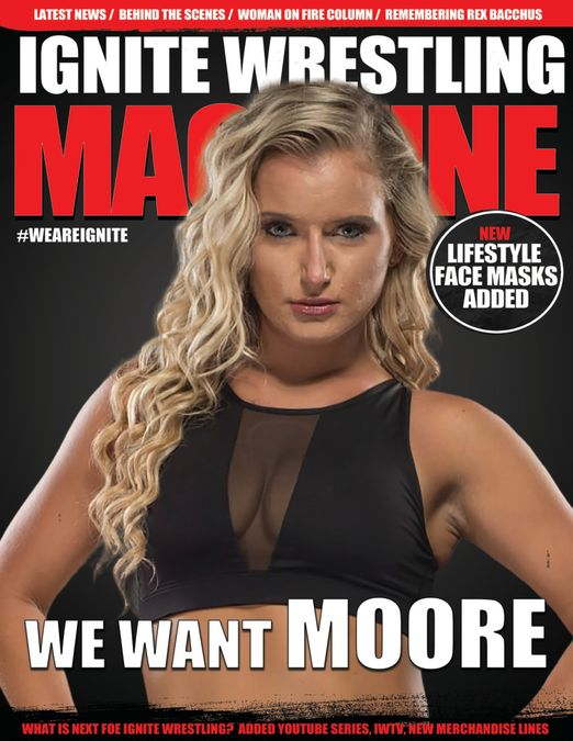 IGNITE Wrestling Magazine