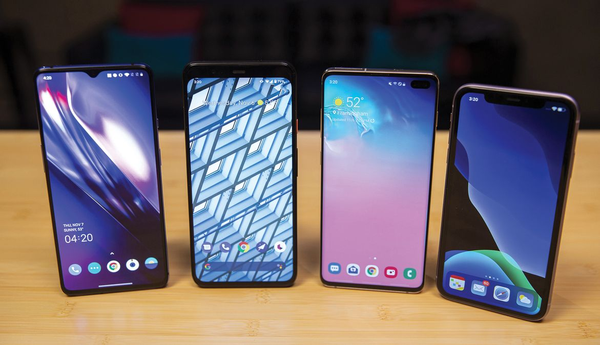 iPhone 11 vs. Android's best: An underdog does just enough to take down the champ