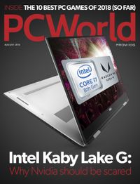 July 31, 2018 issue of PCWorld