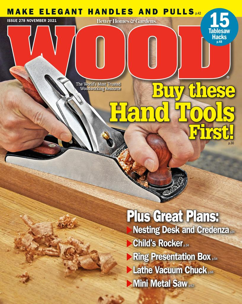 WOOD Magazine - Subscription Subscriptions