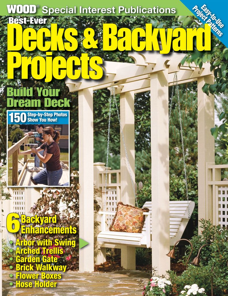 WOOD® Decks & Backyards 2014 - Issue Subscriptions
