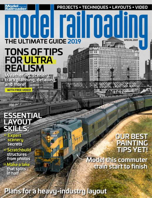 Model Railroading: The Ultimate Guide (2019)