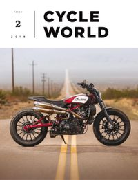May 01, 2018 issue of Cycle World