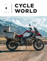 September 02, 2018 issue of Cycle World