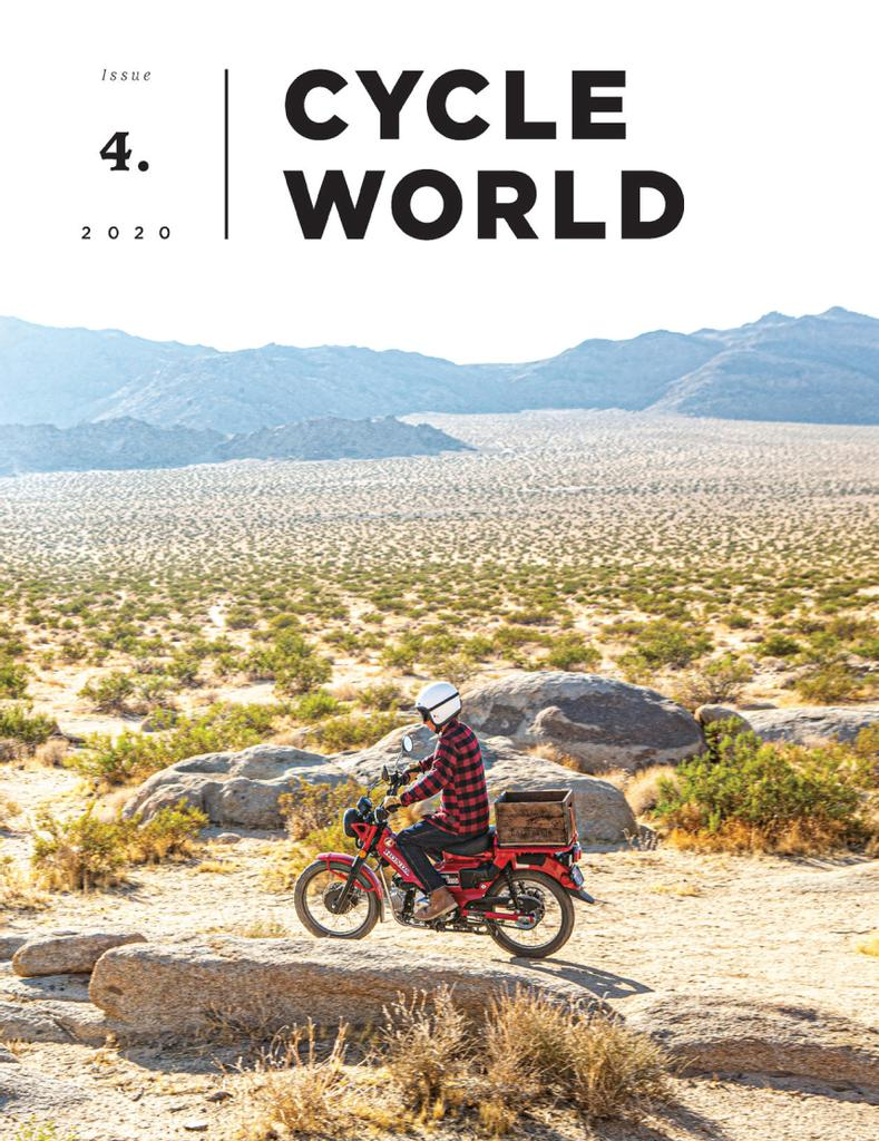 Cycle World - Subscription