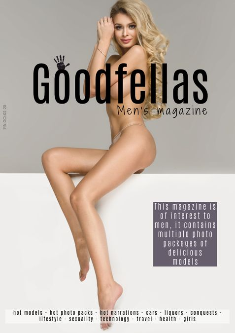 Goodfellas men's magazine