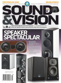 January 31, 2019 issue of Sound & Vision