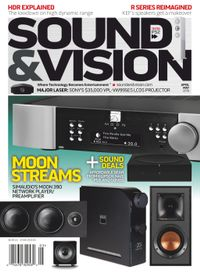 March 31, 2019 issue of Sound & Vision