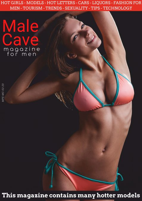 Male Cave Magazine for Men