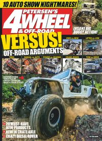 March 01, 2019 issue of 4 Wheel & Off Road