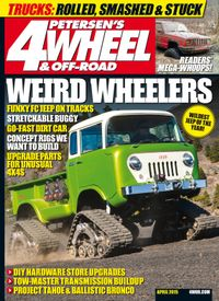 April 01, 2015 issue of 4 Wheel & Off Road