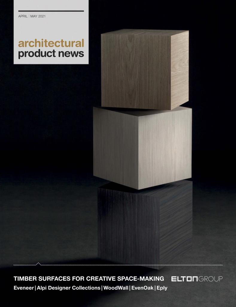 Architectural Product News