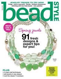 March 01, 2016 issue of Bead Style