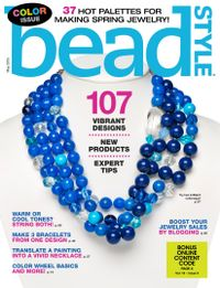 May 01, 2015 issue of Bead Style
