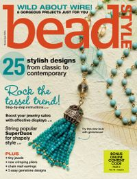 November 01, 2015 issue of Bead Style