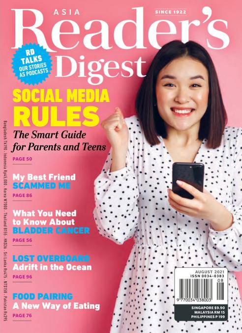 Reader's Digest Asia (English Edition)