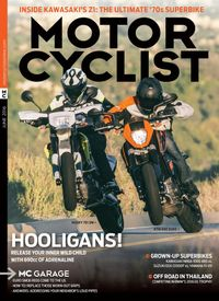 June 01, 2016 issue of Motorcyclist