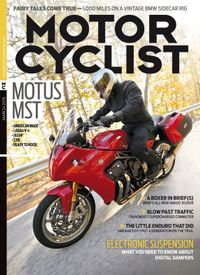 March 01, 2015 issue of Motorcyclist